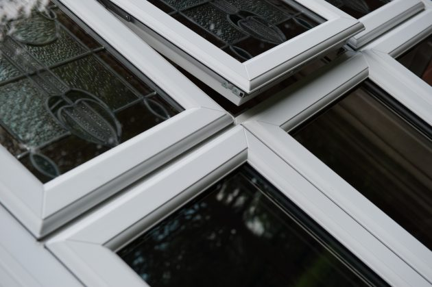casement windows leaded opening lights