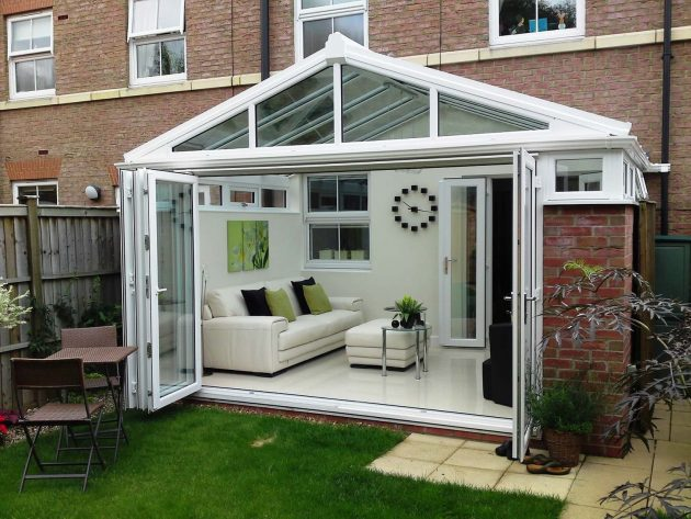 conservatory extend living space