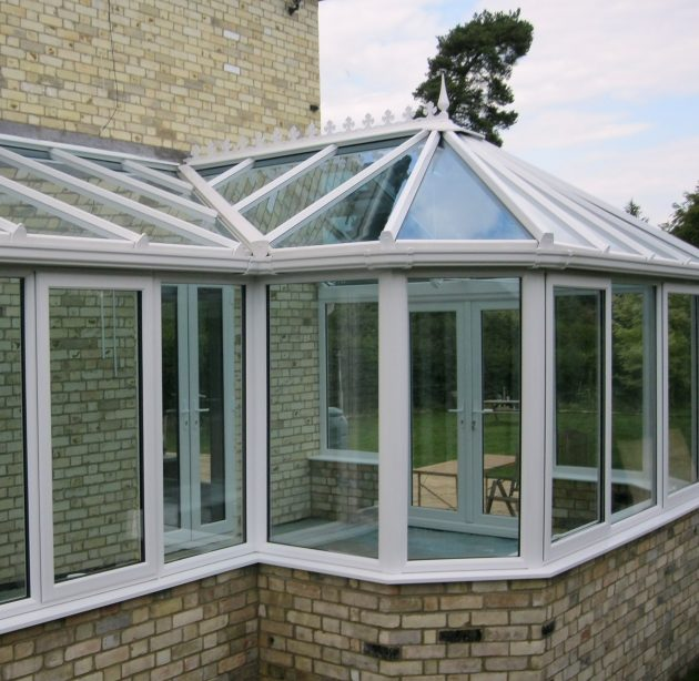 Conservatory Wye valley home improvements Hereford